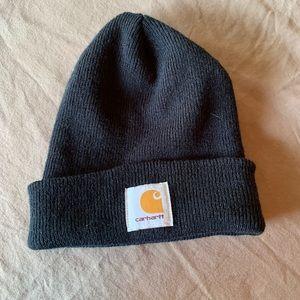 Carhartt Black Beanie Hat